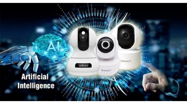 Camera wifi AI thông minh – Công nghệ mới, giám sát hiện đại!
