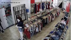 Lắp camera quan sát Shop thời trang tại Đà Nẵng